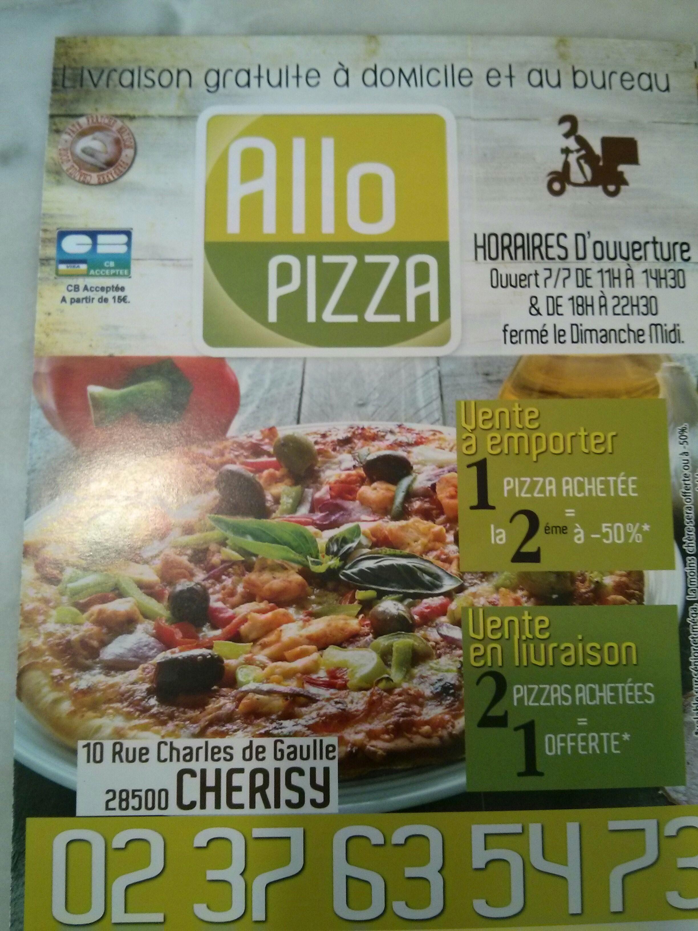 pizzeria all pizza ch risy. Black Bedroom Furniture Sets. Home Design Ideas